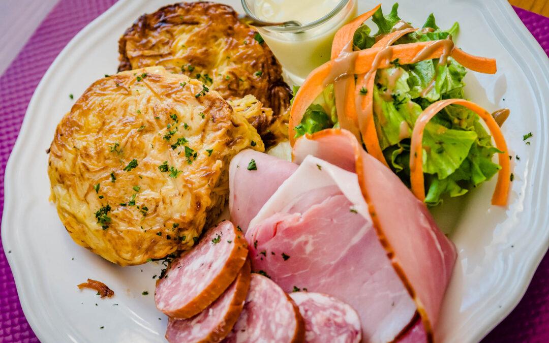 Cuisine traditionnelle à Valdoie