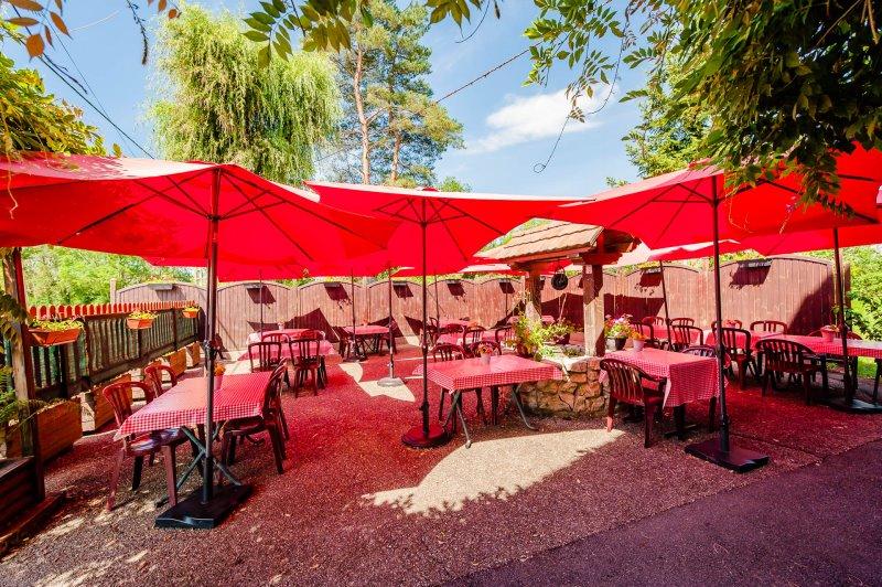 Restaurant avec terrasse à Belfort