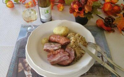 Cuisine traditionnelle à Belfort